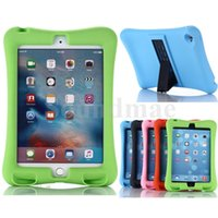 apple weights - Shock Proof Case Light Weight Kids Super Protection Cover with Audio Amplifier Design for Apple iPad mini4 iPad ipad Air