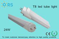Wholesale Led Tubes ft w w w w w w T8 LED Tube Light Economic series MM lamp SMD2835 Aluminm PC