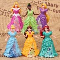 belle phones - 2016 hot sale new Dream world set Princess Cinderella Princess Belle set hair dressing doll doll ornaments