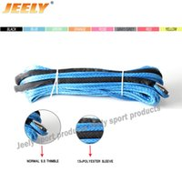 atv winch rope - x40 mm m ATV amp UTV Synthetic fiber Towing Winch Rope Strand Braid UHMWPE Rope