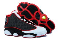 Wholesale 2016 new Retro Basketball Shoes Men Sneakers Good Quality Retro XIII J13 Hot Sale Online Men s Sport Shoes Free Drop Shipping US7 US13