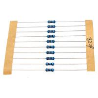 Wholesale 560pcs Values W Metal Film Resistors Assorted Kit Set ohm M ohm