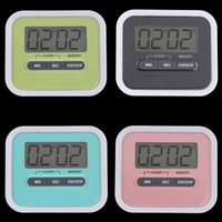 Wholesale New Large Multifunction LCD Kitchen Cooking Timer Count Down Up Clock Loud Alarm Magnetic