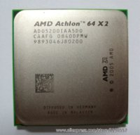 amd athlon socket - AMD Athlon x2 processor GHz MB L2 Cache Socket AM2 Dual Core scattered pieces cpu cpu mainboard