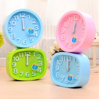 bell alarm clocks - mini bell alarm clock for students desk clock for daily life cute alarm clock