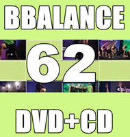 Wholesale In Stock New Routine BB Body Aerobic exercise Fitness BB62 Video DVD Music CD Without BOX