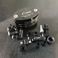 Wholesale Motorcycle CNC Fluid Tanks Oil Cup WITH BRACKET Universal for Rizoma yamaha