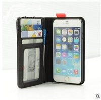 bible belts - New iphone s s7 Samsung phone case bookbook wallet England Bible belt holster card bracket leather phone book section