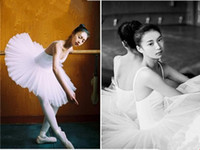 ballet dance competition - Adult ballet costumes tutu swan lake ballet leotard dance wear professional competition for women