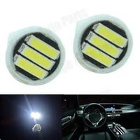 acura integra car - 500PCS CANBUS Light White T10 LED W5W Wedge T10 SMD bright super Car Lights Bulbs LED car lamp