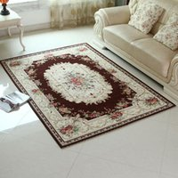 Wholesale High range european style office carpet living room wedding mat porch balcony rugs