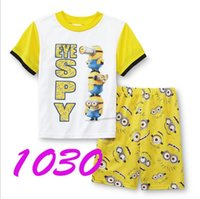 Wholesale best selling new Summer Kids Wear Girls Sofia Pajamas Children s Princess Pyjamas Family Clothing set Baby Printed Sleepwears
