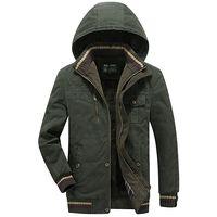 Wholesale Men s cotton Winter Jacket Large Size short jacket