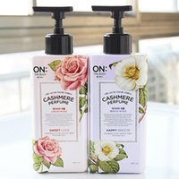 Wholesale LG joy breeze BODY lotion ON THE BODY rose perfume Contain rose essence also can use hand and bodyi