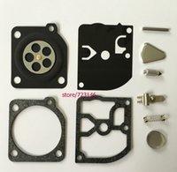 Wholesale Carburetor Repair Kit Carb Rebuild Tool Gasket Set For ZAMA RB