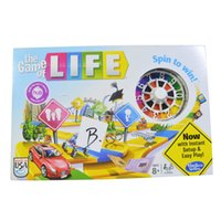 Wholesale The Game Of Life by Hasbro Dispatch Family Fun Board Game Kids Toy