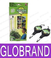 Wholesale 1000pcs set Easy Reach Plant Pulley with Label Plant Hanger Garden Hook pack GLO166