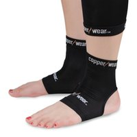 Wholesale Hot Sale Sports Safety Ankle Protection Elastic Brace Guard Soft Support Sports For Football Basketball Outdoor Sport