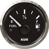 Wholesale mm Fuel level gauge fuel level meter V signal for marine vehicle