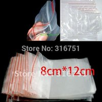 aa seal - Top Fashion Limited Accept Embalagens Self Sealing Zip Lock Plastic Bags x12cm packaging Bags w00874 AA