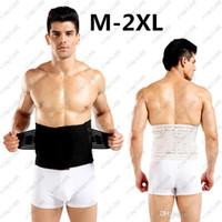 Wholesale Men s Waist Cinchers Men Body Shaper Belly Underwear Mans Waist Corset Shapers Waist Cincher Shaper Men Girdle Slim Belt Supports