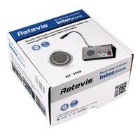 Wholesale walkie talkie is suitable for short distance communication the color is Black t s x87x46cm x20cmCS Retevise RT RV New