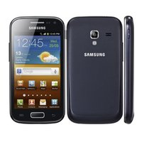 ace cameras - Original Samsung Galaxy Ace i8160 Android OS G WiFi GPS Dual Core GB MP Refurbished Dhl shipping