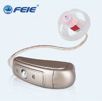 Wholesale apparecchi acustici digitali programmabili MY Mini BTE RIC Digital Hearing aids in China Drop Shipping