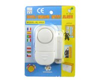 Wholesale RL Special Wireless Door Window Sensor Magnetic Switch Home Security Alarm Bell Burglar Warning Safety System