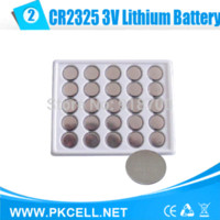 Wholesale 10PCS PKCELL CR2325 V BR2325 ECR2325 CR Lithium Battery Button Cell Batteries battery powered portable air conditioner