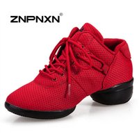 ballroom dance sneakers - Women Dance Shoes Breathable Casual Shoes Female Fashion Sneakers for Women Summer Sports Training Shoes Woman with Low Heel
