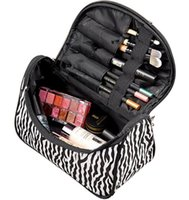 beauty travel bag - Fashion Portable Waterproof Women Makeup Bag Make Up Storage Organizer Box Beauty Case Travel Pouch storage travel bags Women Makeup Bags