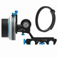 Wholesale FOTGA DP500 MARK III DP500III Quick release A B Hard Stop Follow Focus kits For DSLR HDV HDSLR BMCC