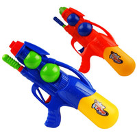 Wholesale Kids Toy Gun Summer Water Squirt Gun Children Beach Water Gun Outdoor Beach Swimming Pool Airsoft Pistol Gun Toy VE0075