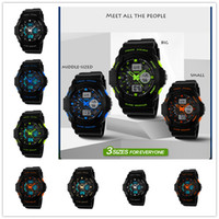 america sports watches - Captain America Shockproof Double Luminous Digital Watch Sports Water resistant Outdoor Men and Womem High Quality