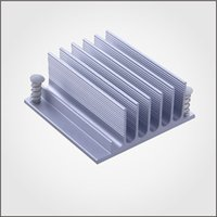 Wholesale 30pcs carton Aluminum Heatsink Customized Drawings are Accepted Used for Cooling Raspberry HeatSink Fans
