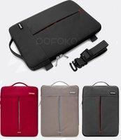 acer computer bag - 14 inch Notebook Laptop Sleeve case bag for quot quot quot ACER LENOVO DELL Ms M messenger bags computer shoulder bag