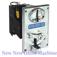 arcade coin mechanism - The Best Quality CPU Electronic Coin Acceptor Multi Coin Selector Mechanism Accepter Arcade Games Machines Accessory Parts