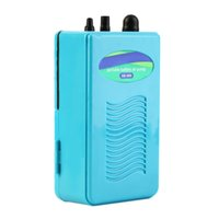battery fish pump - Portable Aquarium Battery Backup Operated Fish Tank Air Pump Aerator Oxygen hot search