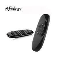 android tablet media player - Anewkodi C120 T10 fly air mouse wireless keyboard G for android tv box smart tv mini pc tablet media player Remote control