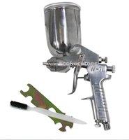 Wholesale Painter s Pneumatic Gun Gravity Feed Air Spray Gun HP Min PSI Automotive Painting Tool