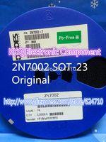 Wholesale NEW N7002 Original K72 SOT L2N7002LT1G N7002LT1G SOT N7002 L2N7002 Transistor transistor switch