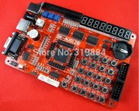Wholesale x AVR development board ATMEGA128 ATMEL Microcontroller board AVR128 learning board