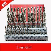 Wholesale Woodworking Metal Twist drill Drill Set accessories Goldsmith working tools