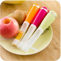 apple core remover - 1pc Professional Plastic Fruit Vegetable Core Seed Remover Apple Corer Easy Tool Y102