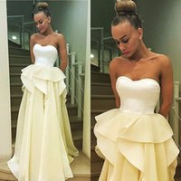 african delivery - vestido de festa Unique Prom Dresses Sweetheart Backless Pleat African Evening Dress Imported Party Gowns Fast Delivery