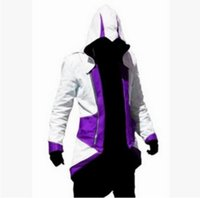 assassins creed patterns - cool dazzle Cosplay anime multi color optional assassins creed connor coat jacket color optional Cosplay COS of men s cl