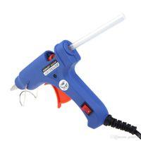 Wholesale Pneumatic Electric Tools Handy Professional W XL E20 High Temp Heater Hot Glue Gun with Glue Sticks Graft Repair Heat Gun