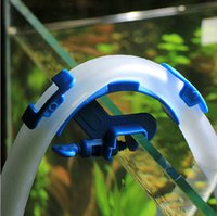 aquarium filter pipes - Multi Function Hose Holder Adjustable Aquarium Fish Tank Filtration Water Pipe Filter Tube