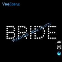 best rhinestone glue - Your Best Choice Small Bride Rhinestone Motifs New Products For Garment Hotfix Stone With Glue